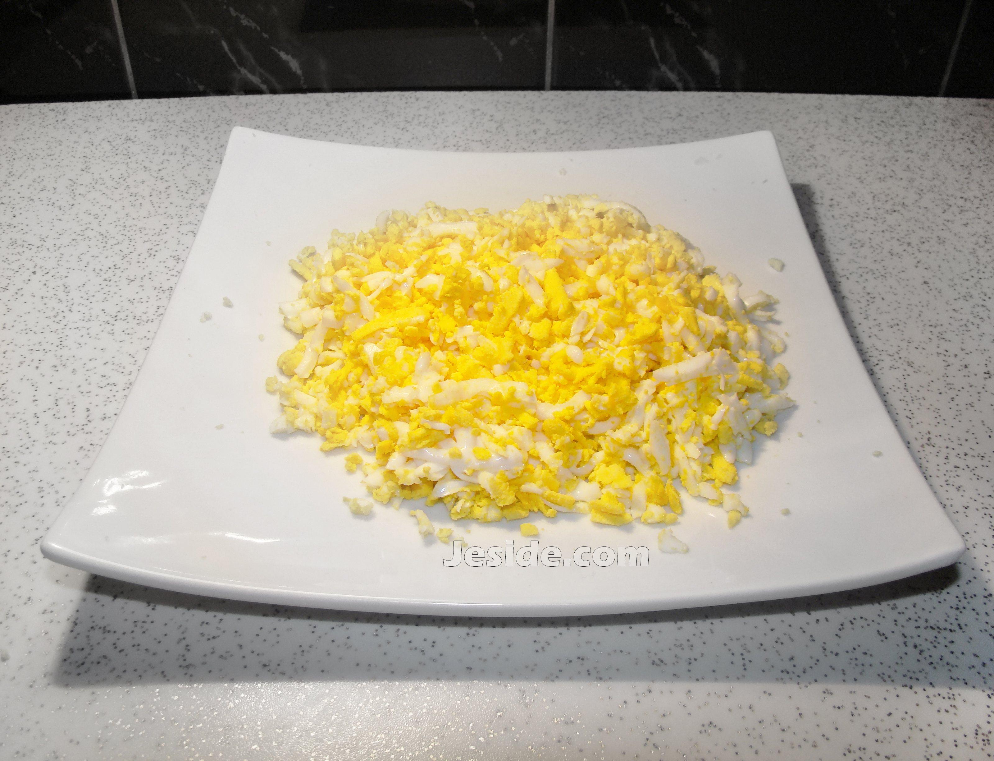 Салат ананас фото рецепт 19 фотография