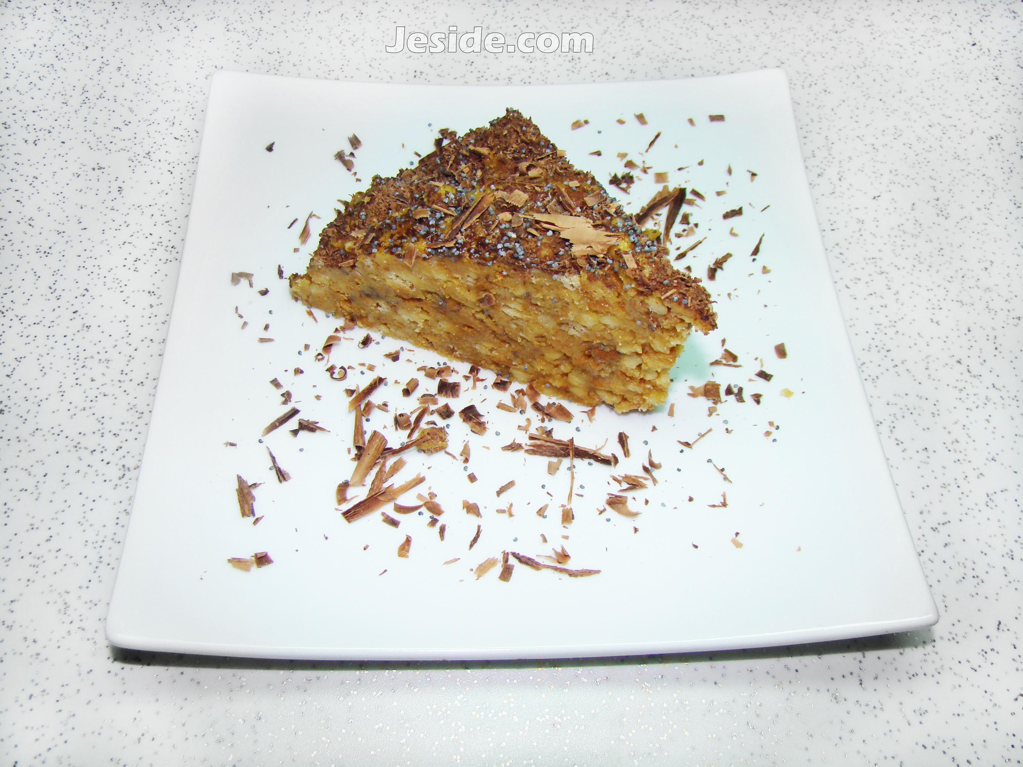 Торт муравейник с грецким орехом рецепт пошагово классический